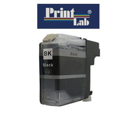 PrintLab Tintenpatrone Black 30ml kompatibel mit Brother LC1240/1280xlBK