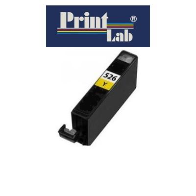 PrintLab Tintenpatrone Yellow 10,5ml kompatibel mit Canon CLI-526Y Pixma MG5350 MG6150 MG8250