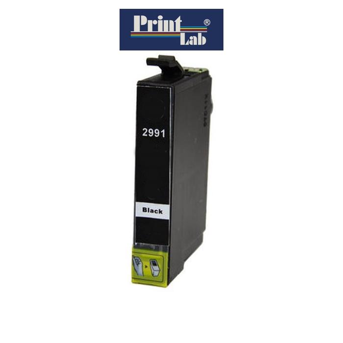 PrintLab Tintenpatrone Black 18ml kompatibel mit Epson T2991(29xl) Expression Home XP235 XP332 XP335 XP435